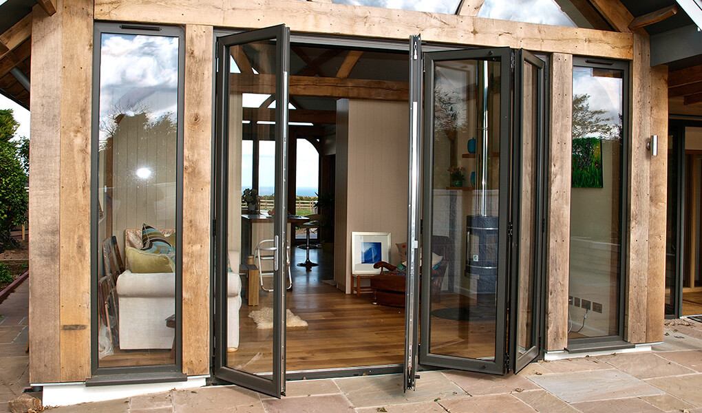 newest 84d6e 02f10 Up to 40% off Aluminium Bifold Doors in Northamptonshire ...