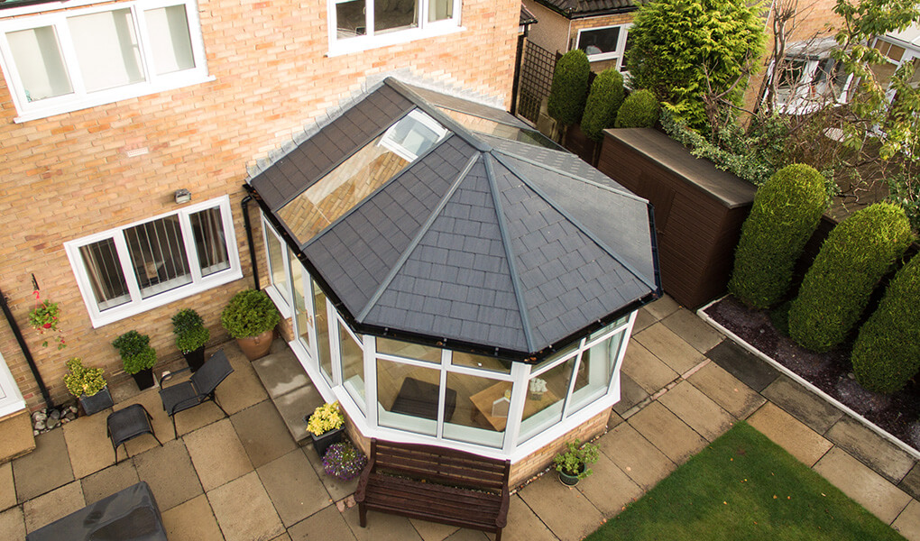 Victorian Ultraroof conservatory