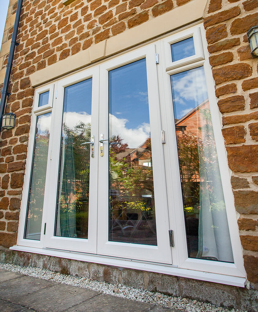 Upvc French Doors In Northamptonshire T Amp K Home Improvements