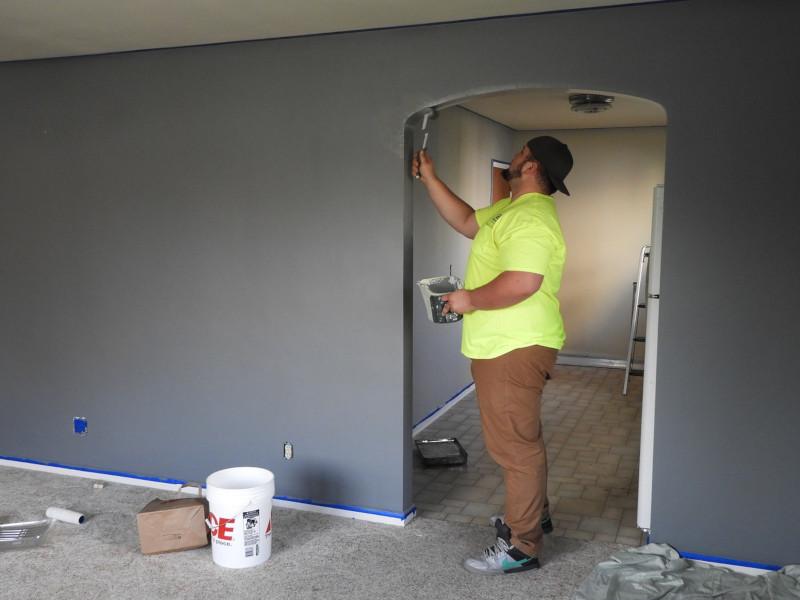 House work in progress