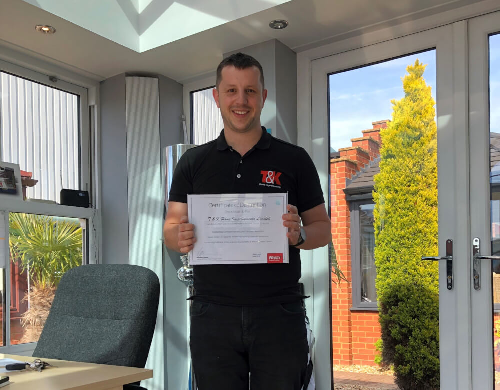 Paul Corras - Installations Manager with Certificate of Distinction 2