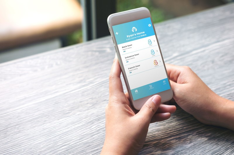 Kubu Smart Door App
