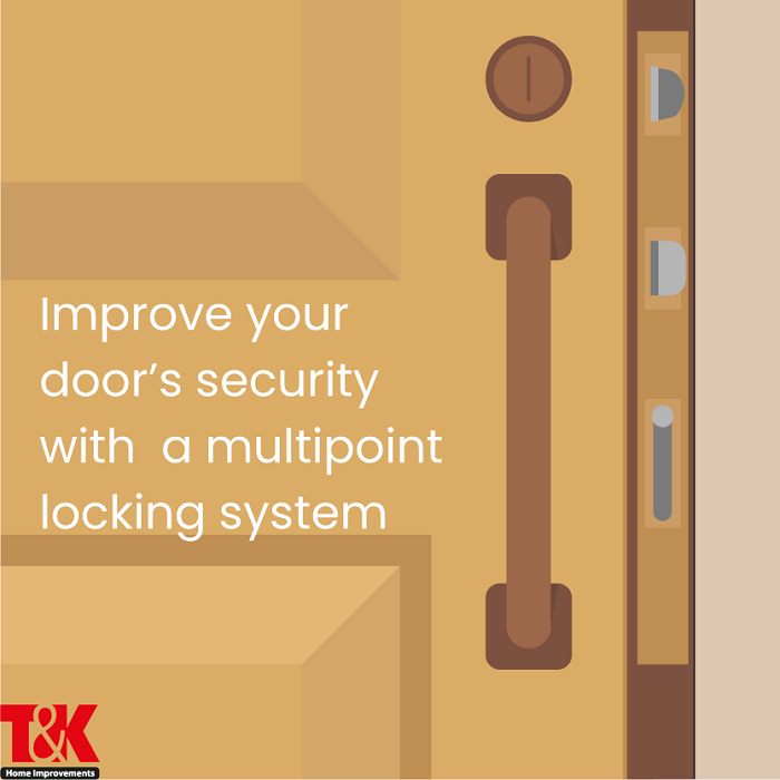 National Security Month Tips Front door and back doors