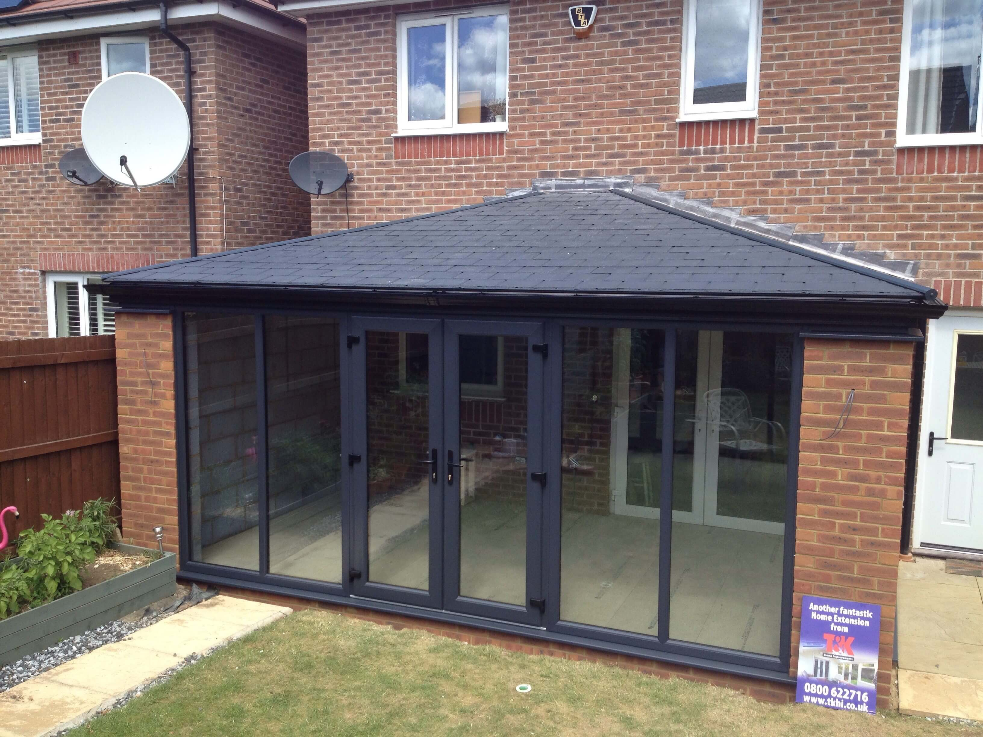 Conservatory Cost T K Home Improvements