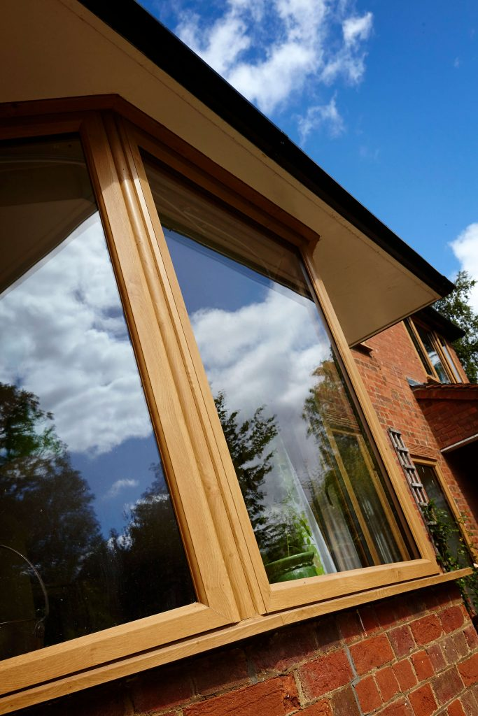 Brown Double Glazing