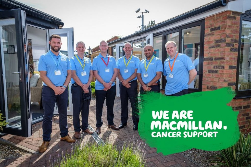 T&K supporting Macmillan as their 2020 charity of the year