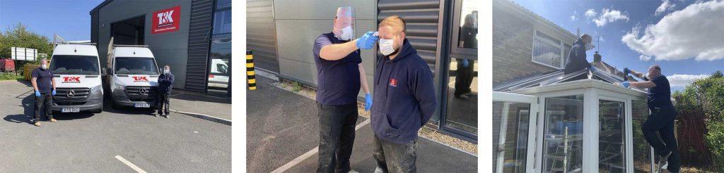 Staff Safe Working