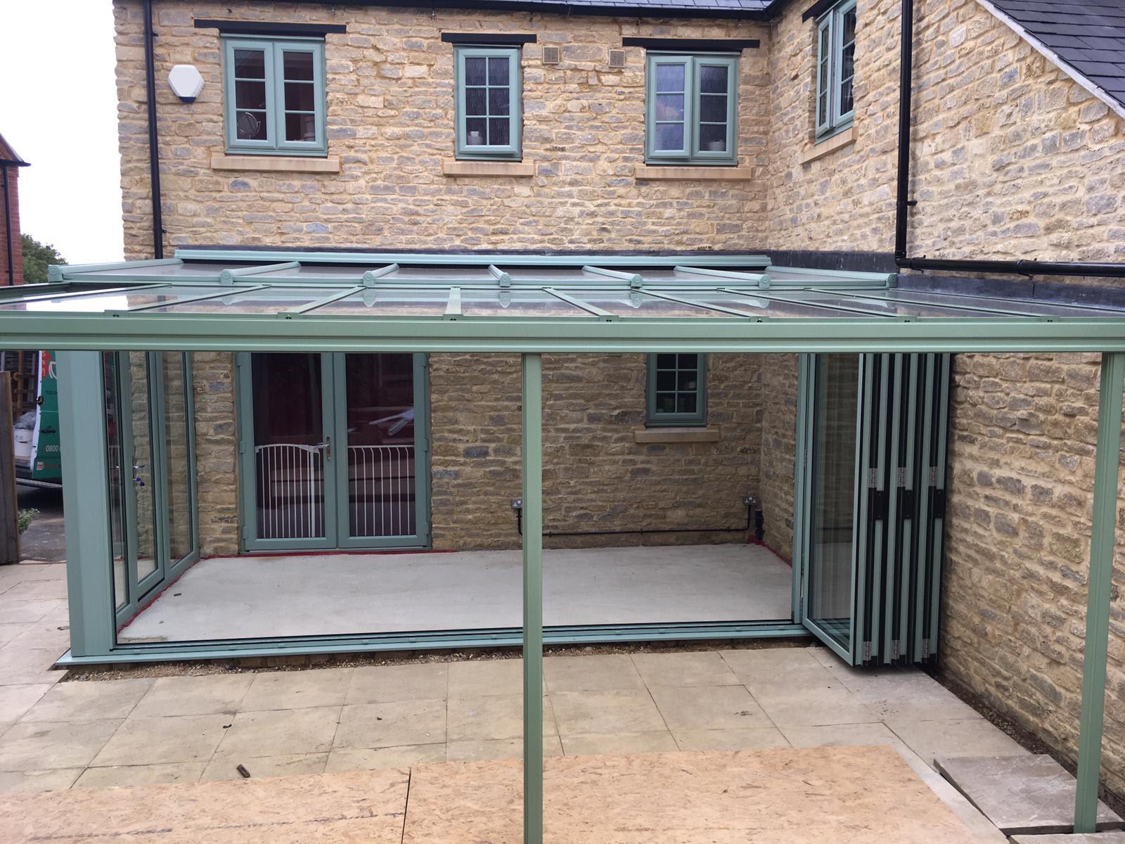 conservatory installers brackley